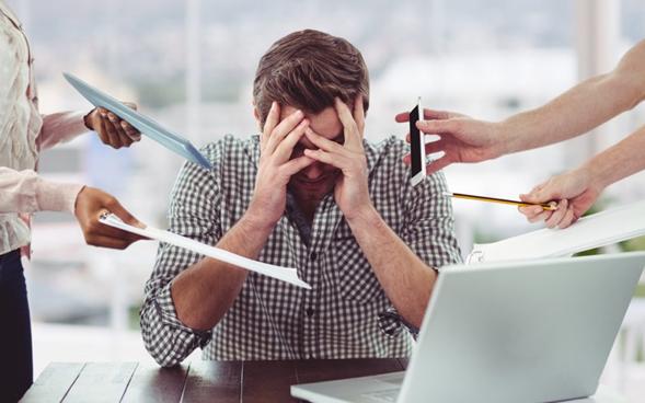 Burnout: Cuando el estrés supera los límites.