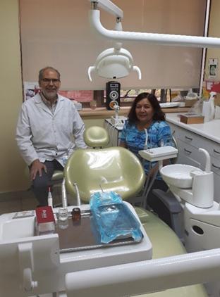 Reposición de Sillones Dentales CESFAM Cordillera Andina
