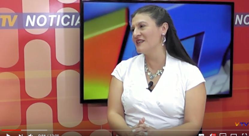 Entrevista Directora y llegada Nuevos Vehiculos