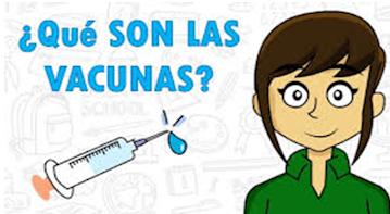 ¿Qué son las Vacunas? Calendario Vacunación 2019