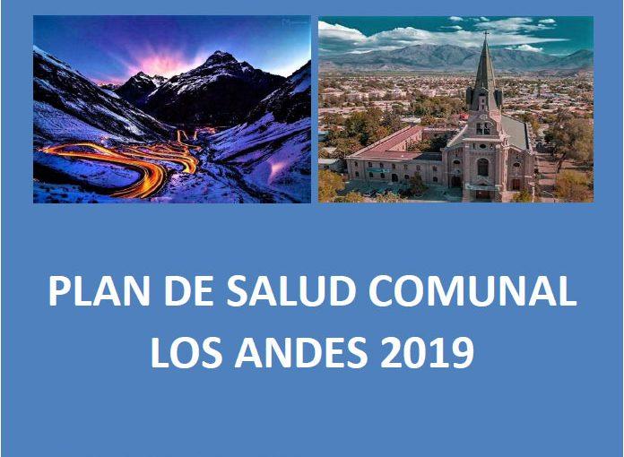 Plan de Salud Comunal Los Andes 2019